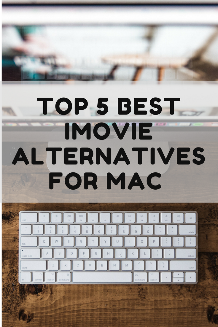 Although iMovie is pretty good at what it does, sometimes you may