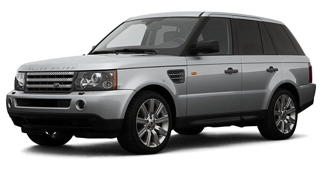 2007 Land Rover Range Rover Sport SC 4Wheel Drive 4Door
