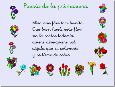 Poesia Spring Crafts Infant Activities Poetry Reading