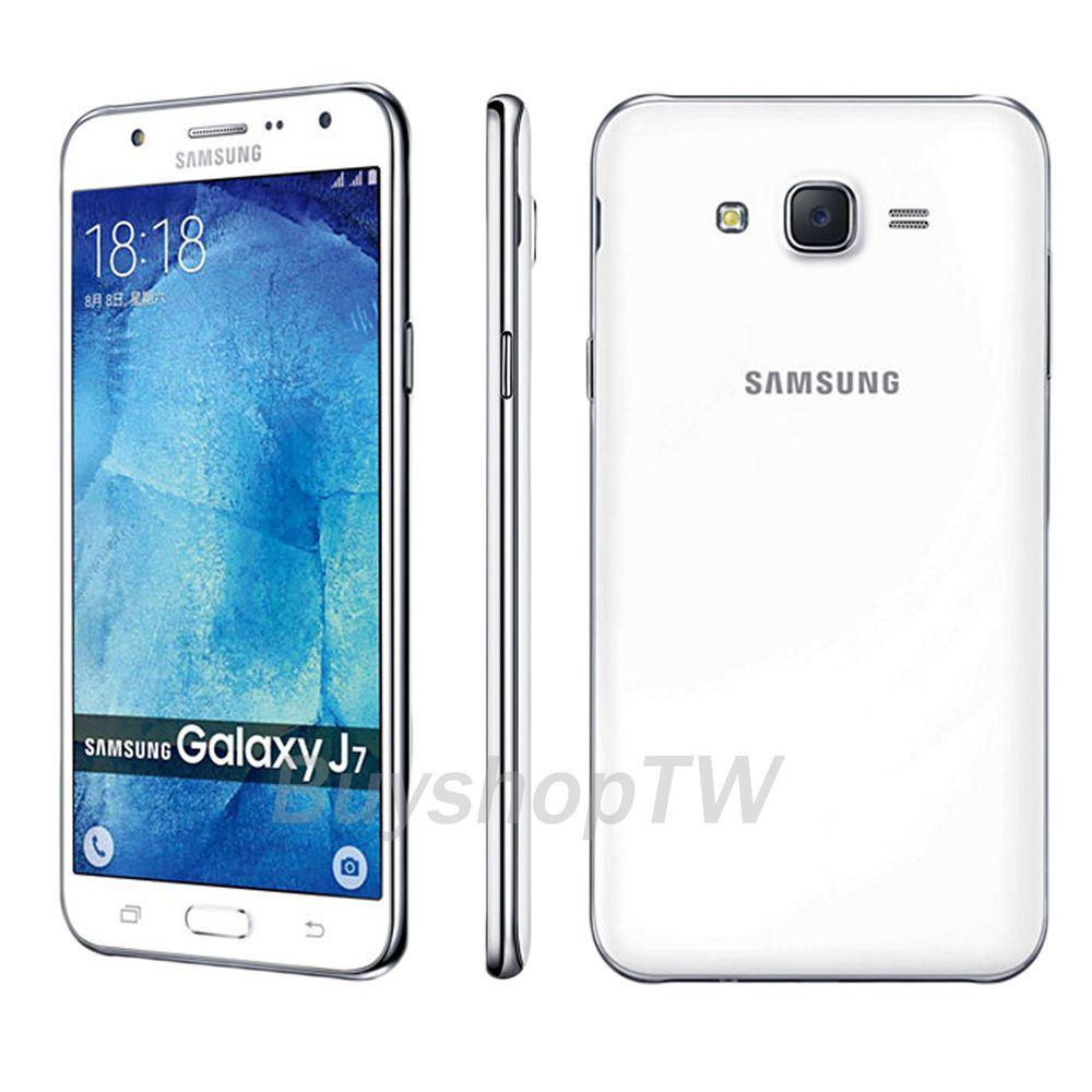 Samsung Galaxy J7 2016 Dual Sim Unlocked 16gb 4g Lte 5 5in 13mp White Samsung Galaxy Samsung Galaxy