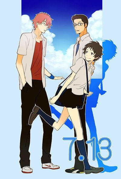 The Girl Who Leapt Through Time Movie Fan Art The Girl Who Leapt Through Time Filmes De Anime Garotas Anime