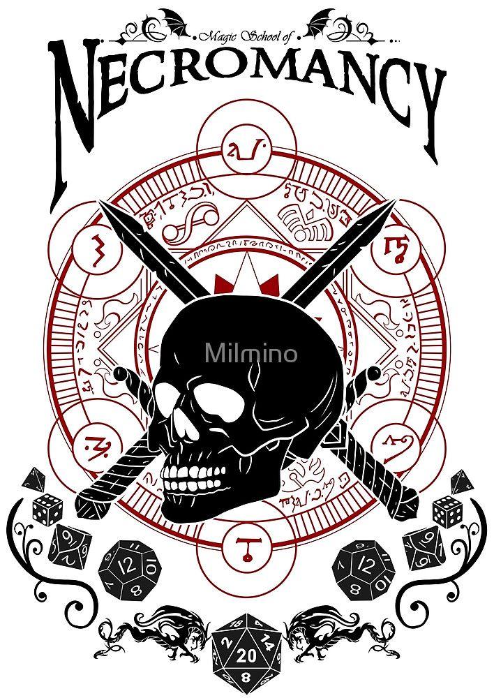 Necromancer symbol