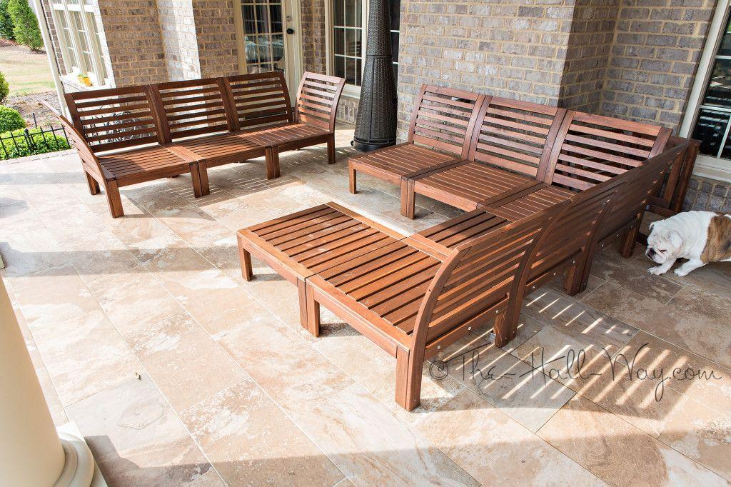 spring updates ikea patio furniture