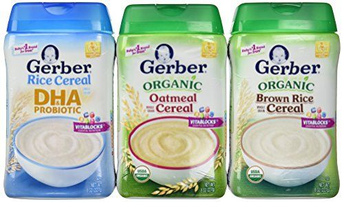 Baby Cereal And First Foods For Breastfeeding Babies What Is Best