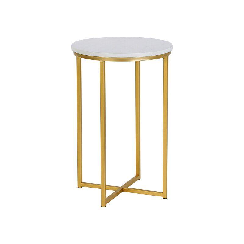 Hykkon Lieberman Side Table Reviews Wayfair Co Uk In 2020