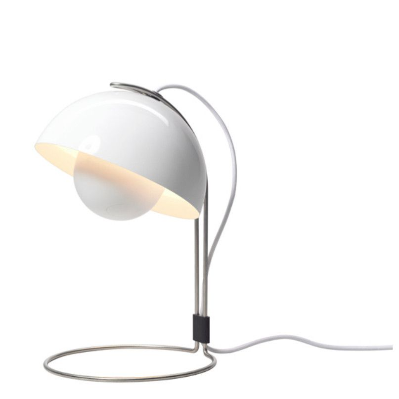 Verner Panton Flowerpot Table Lamp Vp4 In 2019 Lighting