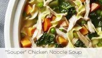 Souper Chicken Noodle #chickpeanoodlesoup How to make slow cooker chicken noodle soup #chickpeanoodlesoup Souper Chicken Noodle #chickpeanoodlesoup How to make slow cooker chicken noodle soup #chickpeanoodlesoup