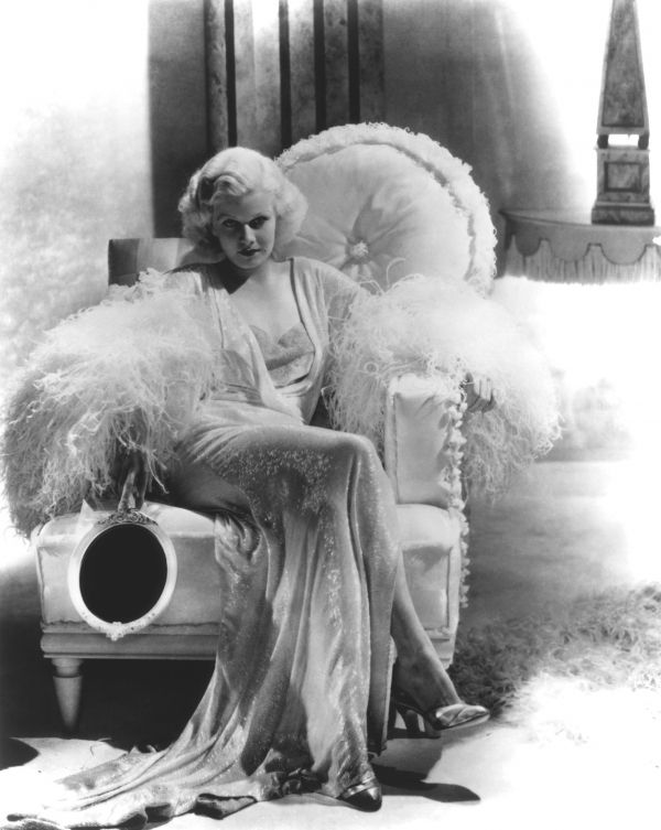 Quote of the week: When you lie down with dogs you get fleas. Jean Harlow