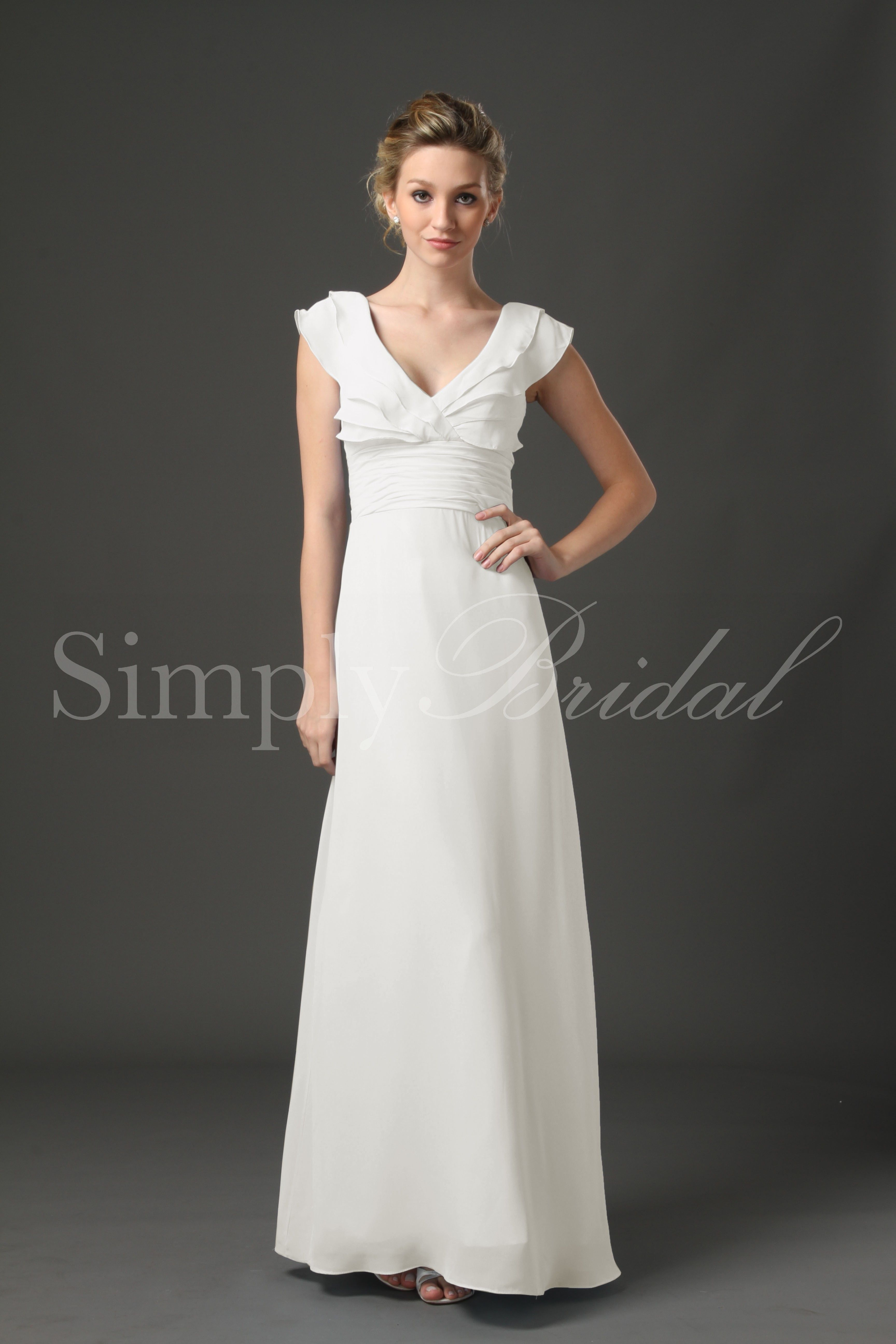 Iris gown wedding pinterest iris simple elegance and gowns