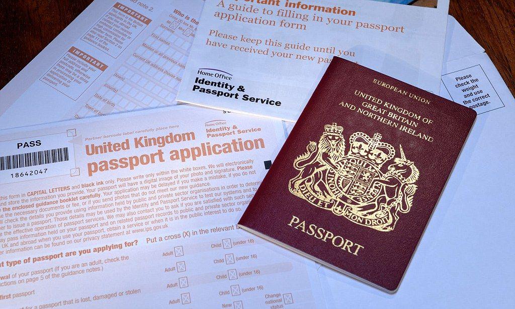 Buy Real United Kingdom Passport Online Passport