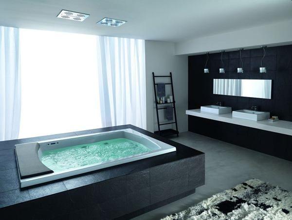 modelos de cuartos de baño modernos | inspiración de diseño de ...