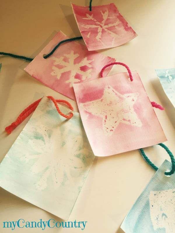 Come Fare Biglietti Di Natale Per Bambini.Come Fare Dei Biglietti Natalizi Magici Idea Creativa Per Fare