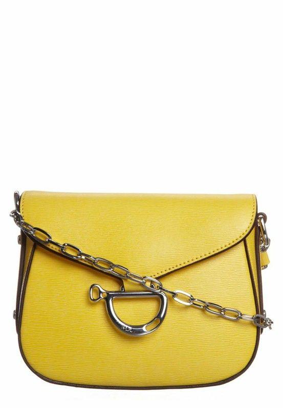 Klassische Tasche In Bonbongelb Von Lauren Ralph Lauren Zalando Premium With Images Beautiful Bags Ralph Lauren Style Lemon Drop