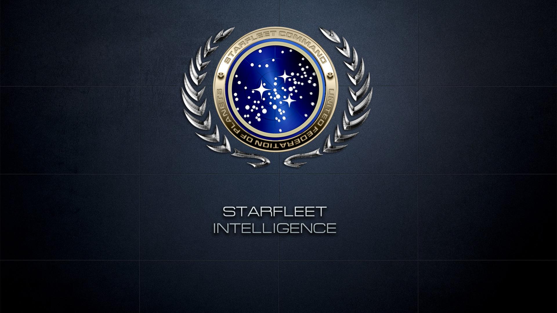 STARFLEET INTELLIGENCE Insignia of the United
