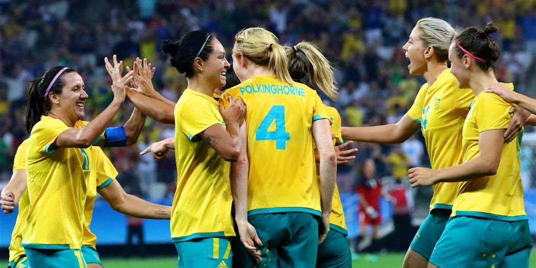 They've been there before - #Matildas Do or Die! The Women's Game.