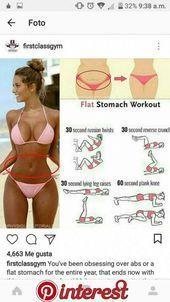 Übung für die Hüften #WomenExerciseTips #WorkoutPlan #looseweight - Yoga & Fitness  Übung für die Hü...