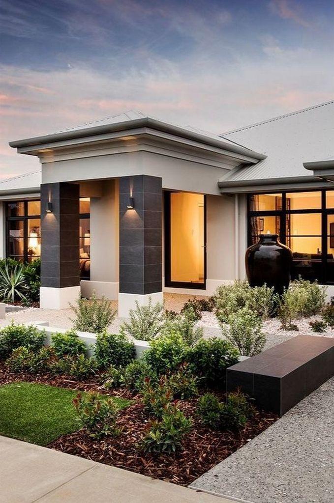 20 Unbelievable Modern Home Exterior Designs: Facade House, Facade Design, House Exterior