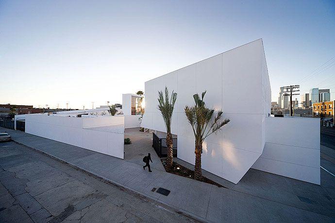 Inner City Arts - Edward  Ogosta  Architecture