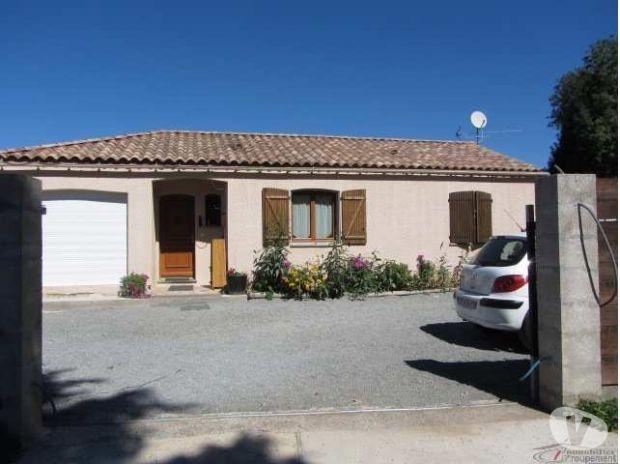 Villa de plain-pied avec grand terrain 11310 Achat & Vente maison Lacombe - 11310