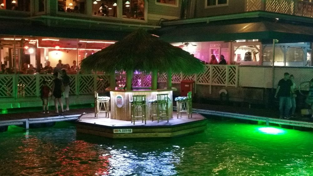 Cruisin tikis boat party booze cruise tiki party