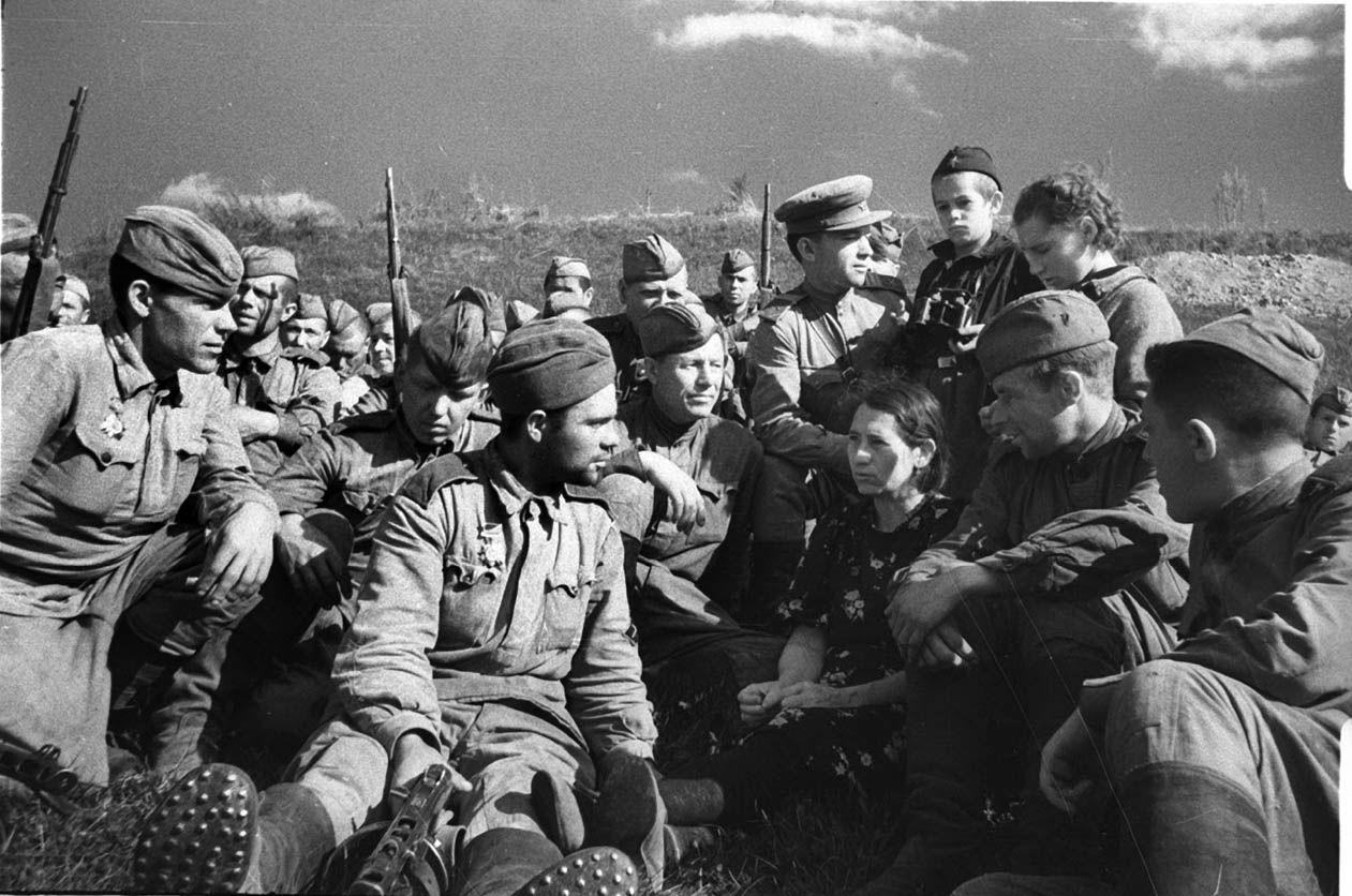 Открытка, картинки военного солдата вов