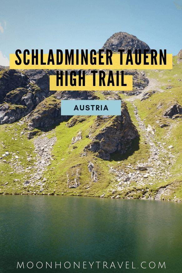 Schladminger Tauern High Trail