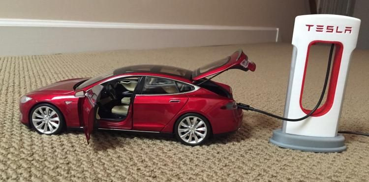Tesla Phone Charger Mini Tesla Supercharging Station Tesla Tesla Electric Car Tesla Car