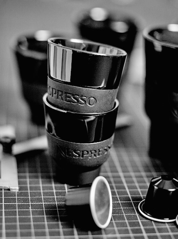 Touch Espresso Set Coffee Coffee Nerd Nespresso