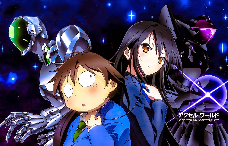 Accel World (アクセル・ワールド, Akuseru Wārudo) Anime, Anime