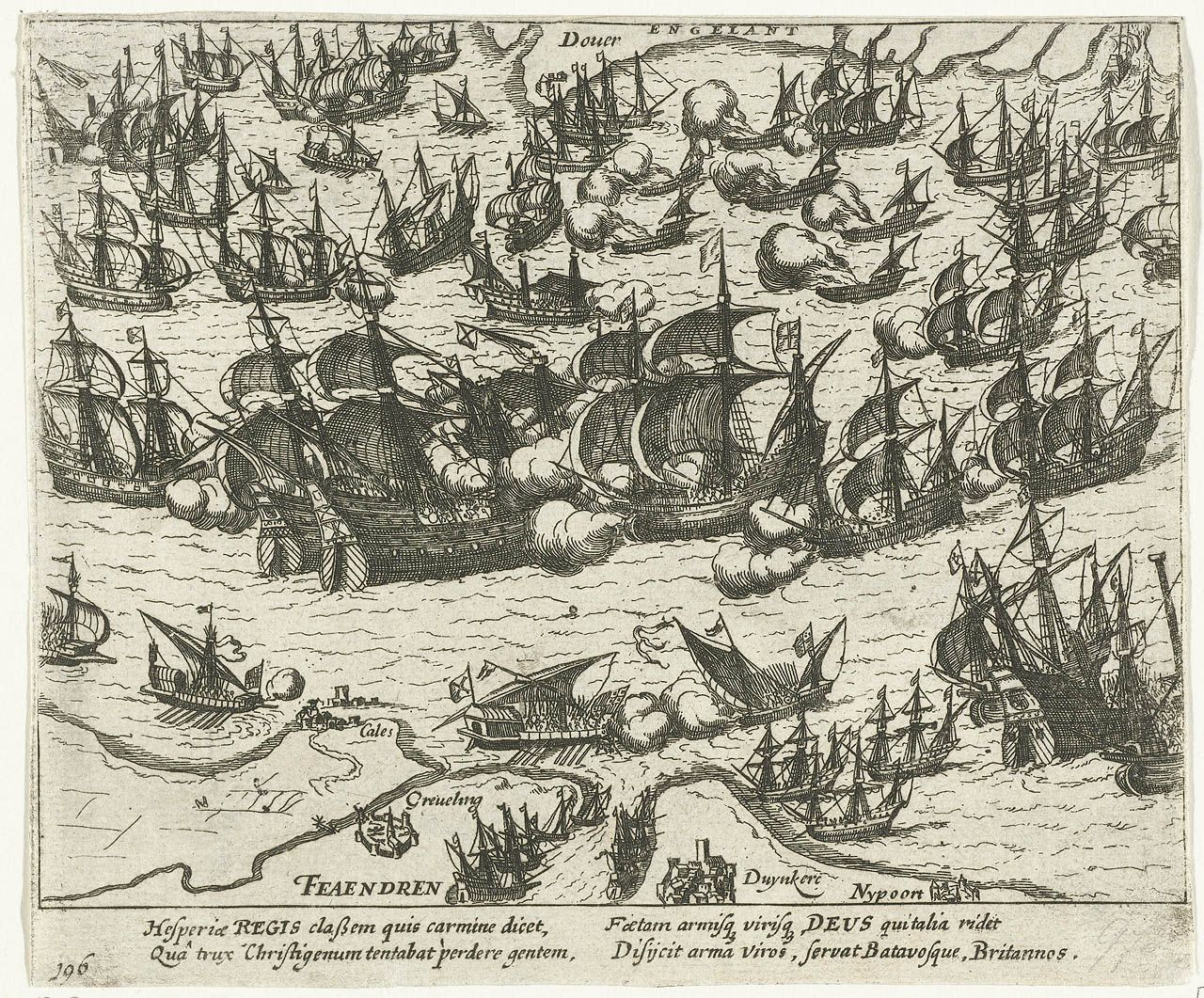 This Day in History: Jul 29, 1588: Spanish Armada defeated