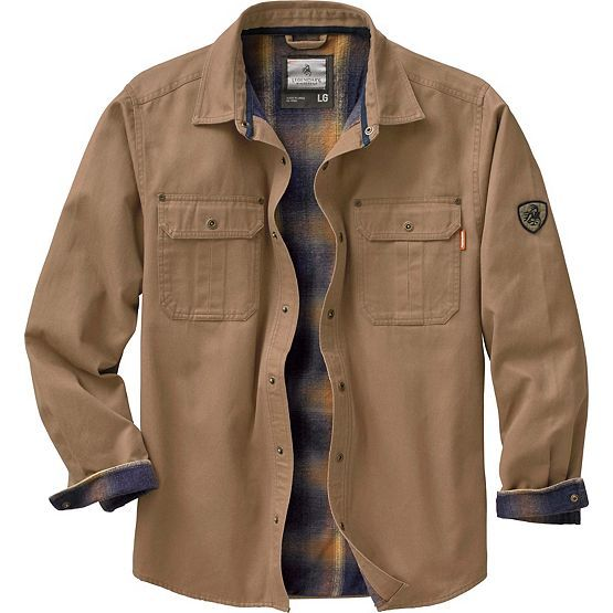 Journeyman Shirt Jacket | Shirt jacket