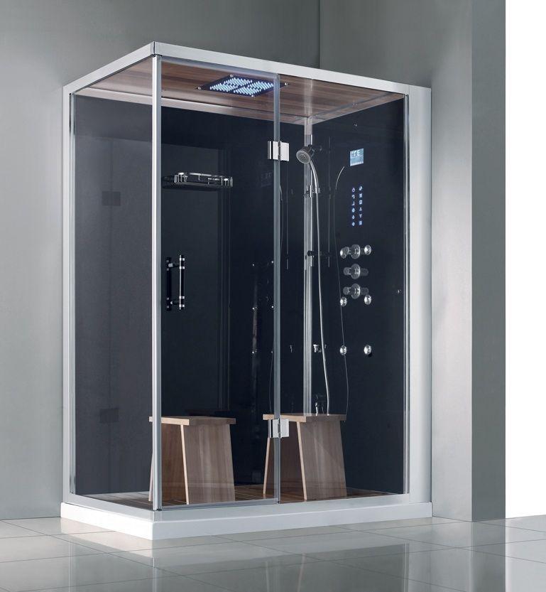 59 Eagle Bath Ws 141 Steam Shower Enclosures Sliding Door Unit