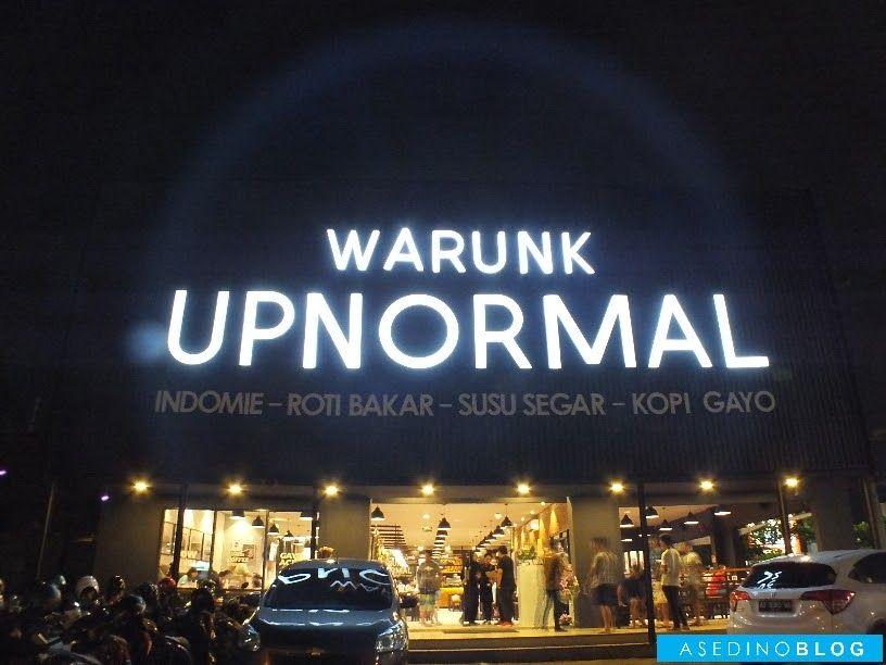 Sudah Kenal Belum Warunk Upnormal Solo Solo Hobi Maui