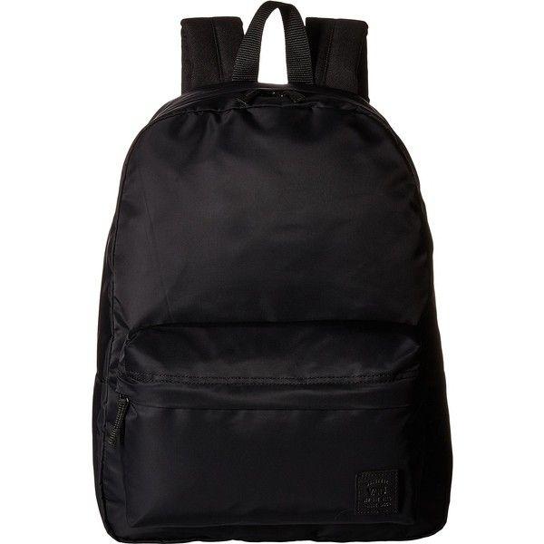 d17ffea3b81b19 Vans Deana III Backpack (Black Flight Satin) Backpack Bags ( 35) ❤ liked