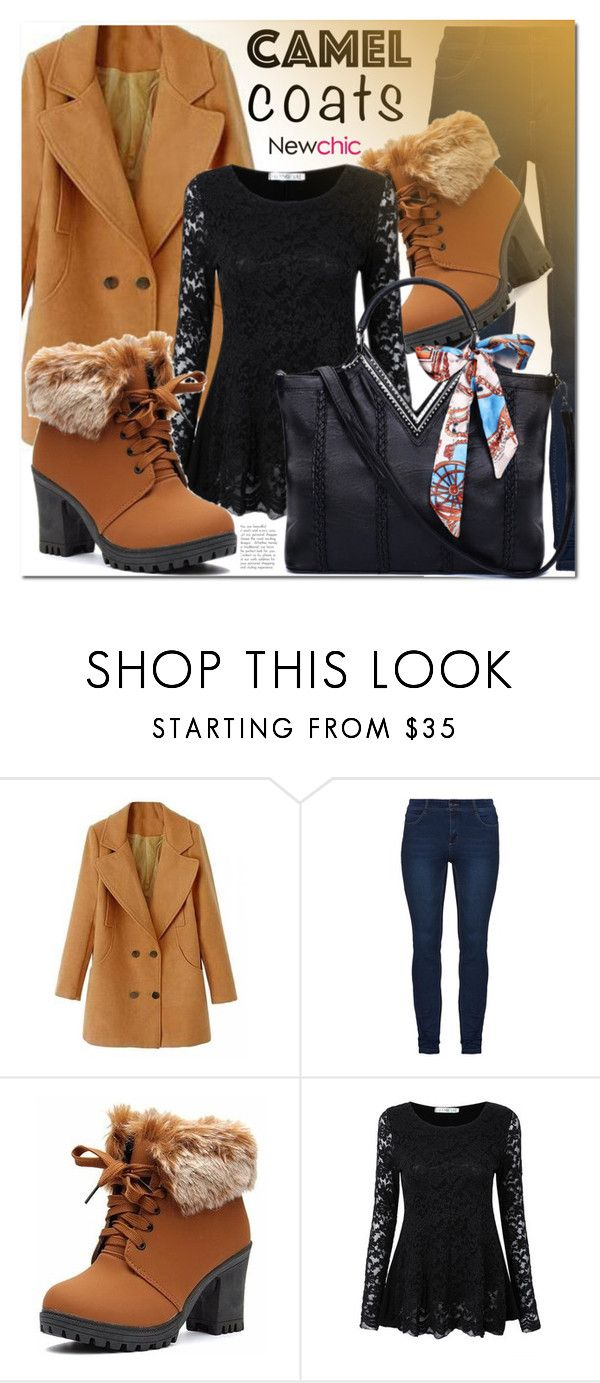 """""""NewChic"""" by cherry-bh ❤ liked on Polyvore"""