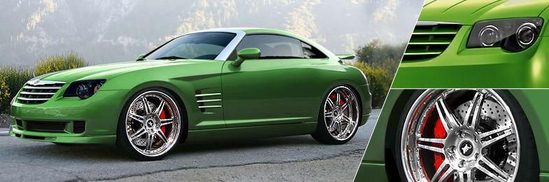 Image By Graham Benfield On Mopar Chrysler Crossfire Custom