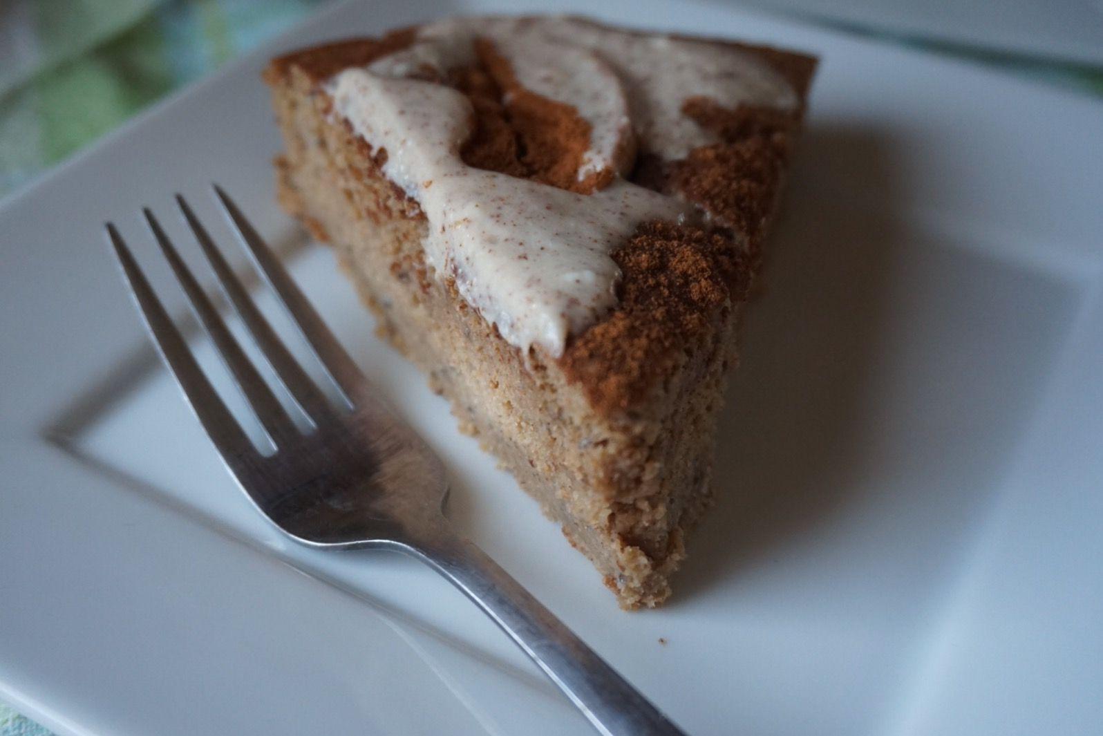 Apple cinnamon chia cake recipe no bake cake cinnamon