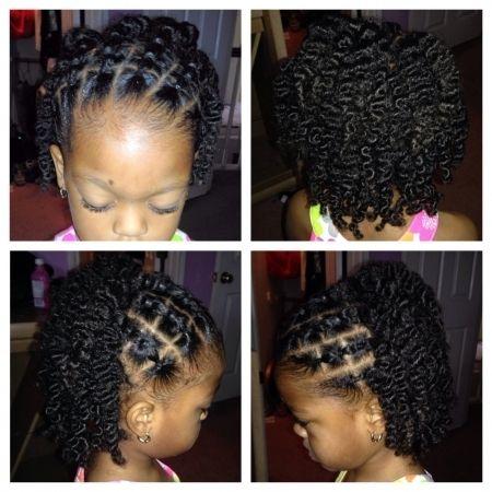 Elegant Quick Little Black Girl Hairstyles Desirable Natural Hairstyles For Kids Natural Hair Styles Natural Hair Styles Easy
