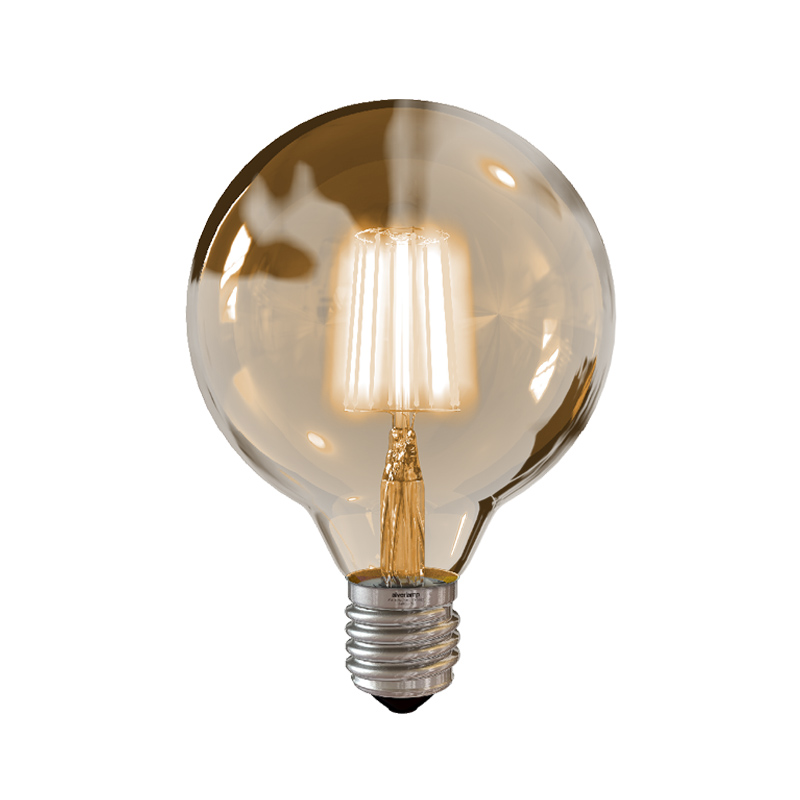 Filamento Opal Llama Globo 8w Alverlamp Bombillas Led Led Bombillas