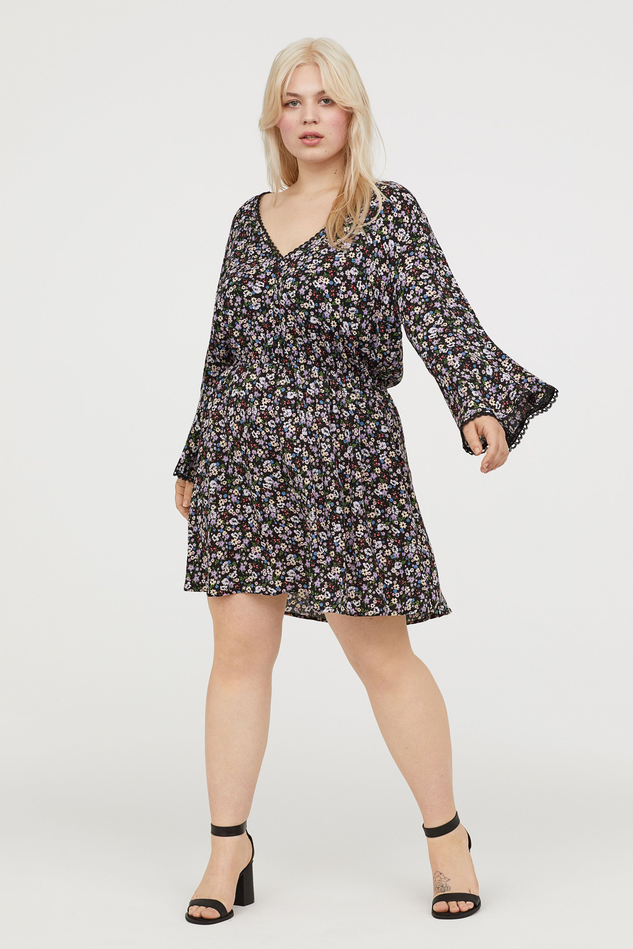 H&M Plus | Style | Dresses, Dress outfits, Plus size womens ...
