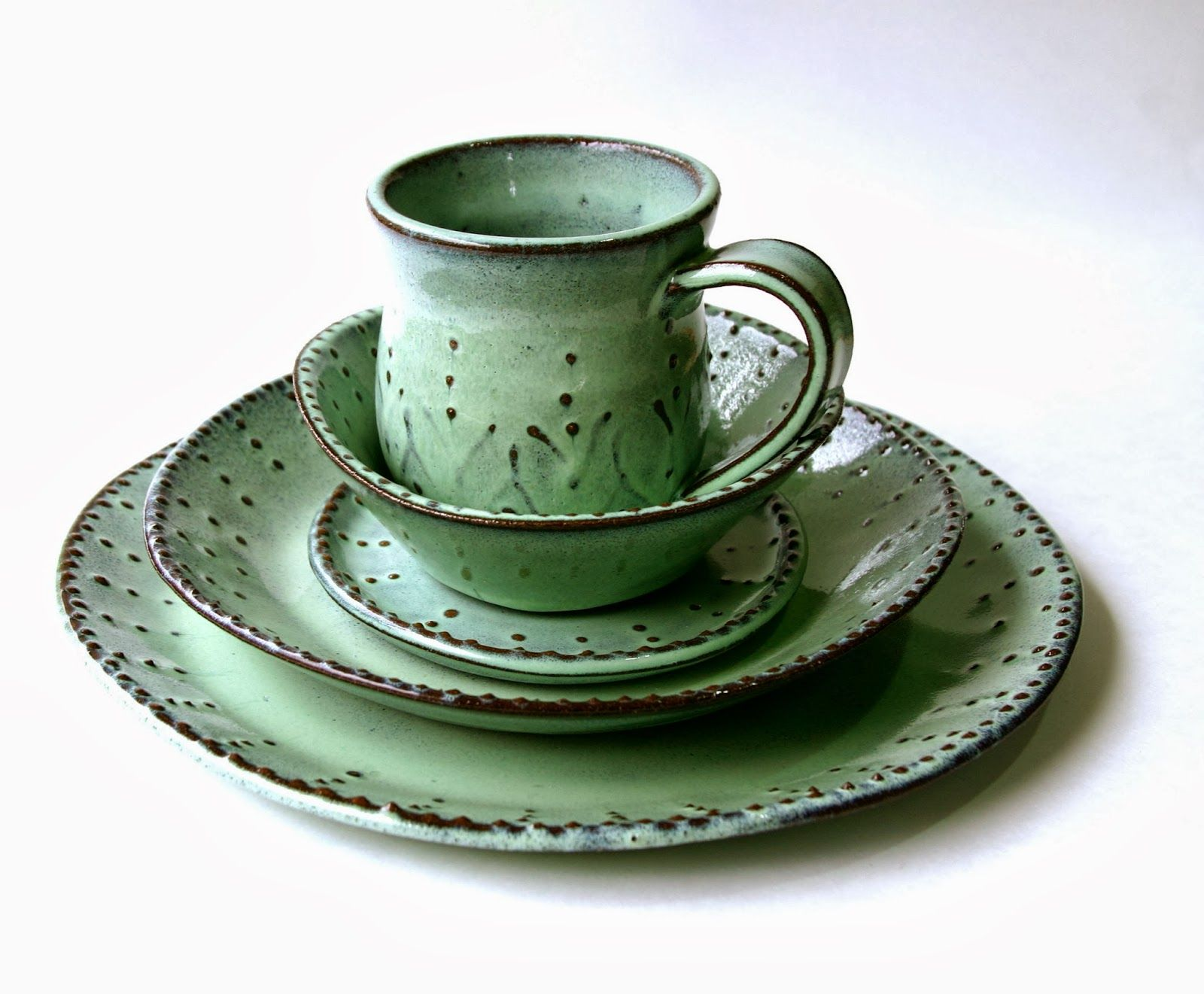 Back Bay Pottery French Country Handmade Dinnerware by Back Bay Pottery  sc 1 st  Pinterest & Back Bay Pottery: French Country Handmade Dinnerware by Back Bay ...