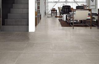 italian concrete-like tiles (too uneven?)