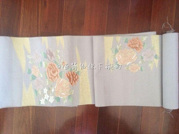 六七十年代精品 本緙絲台帶 age: unknown manufacture: unknown size: unknown ¥ 1500.00 ( 约HKD 1790.13?)
