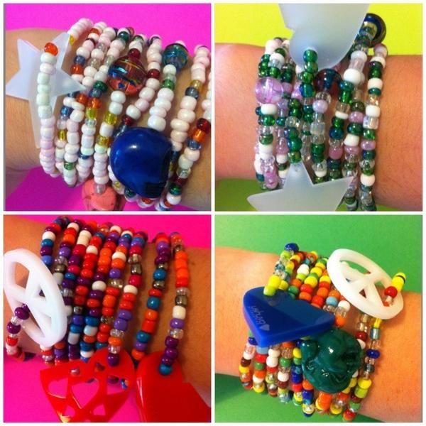 Prontp en http://Topipop.com  más pulseras de @Ushuva