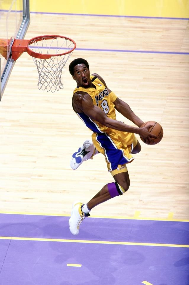 c39ff98a Kobe Bryant influences me because he never gives up and worked up to  arguably one of the greatest players to ever play.