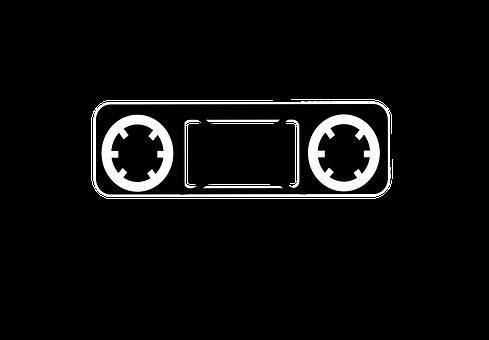 Free Image On Pixabay Cassette Tape Audio Music Sound Muzik Iletisim Faaliyetler