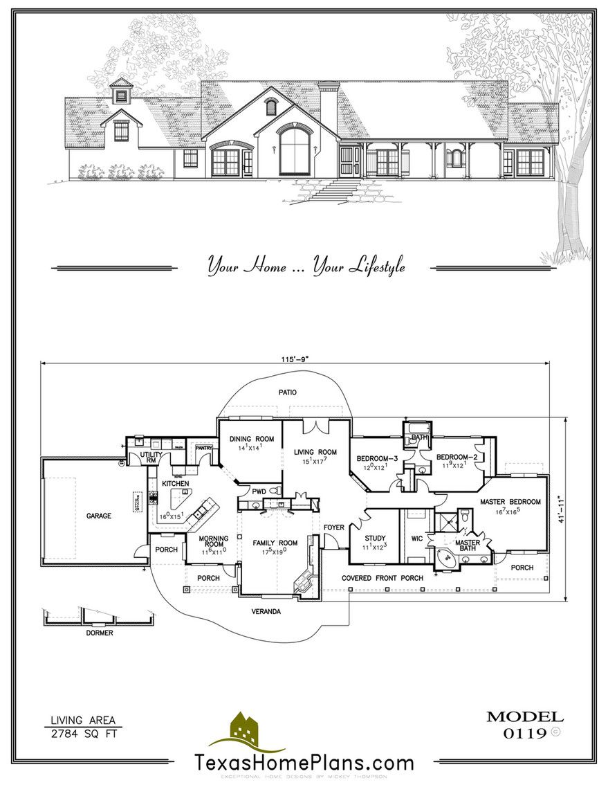 texas home plans - TEXAS GERMAN - Page 10-11 | house plans in 2019 on texas ranch style home plans, custom home floor plans, one story floor plans, dallas style home plans, ranch modular home floor plans,