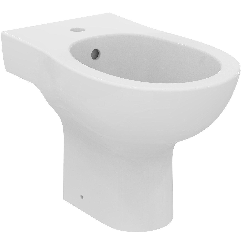 Bidet céramique blanc, Idealsoft  Céramiques blanches, Bidet et