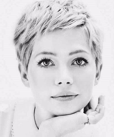 20 schöne Hochsteckfrisuren für kurzes Haar – Madame Friisuren