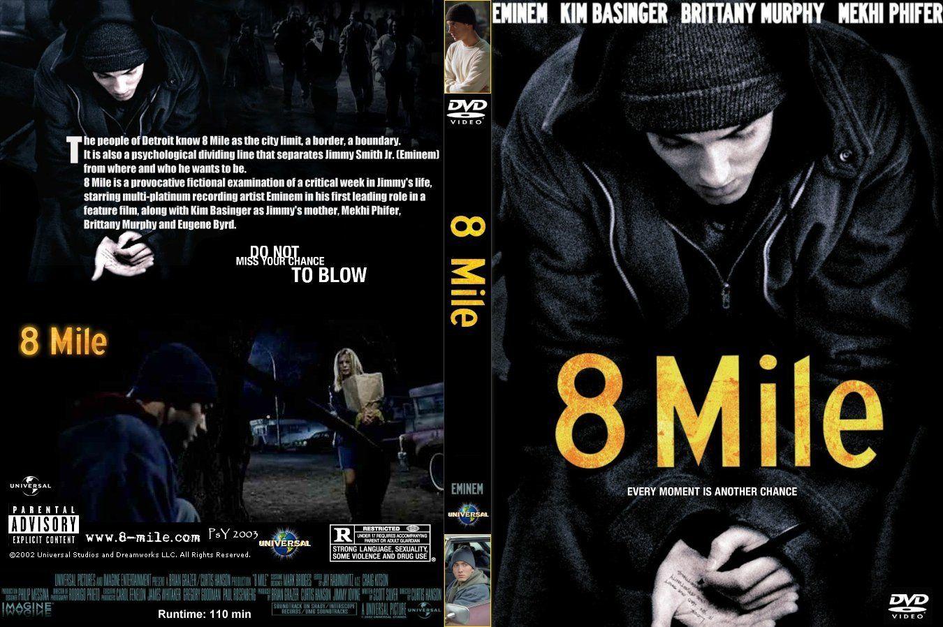 8 Mile Dvd
